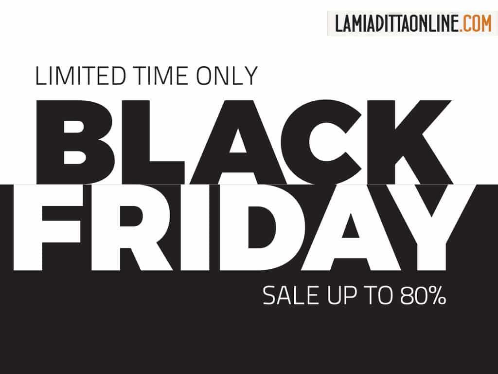 e-commerce: prepararsi al Black Friday e Cyber Monday