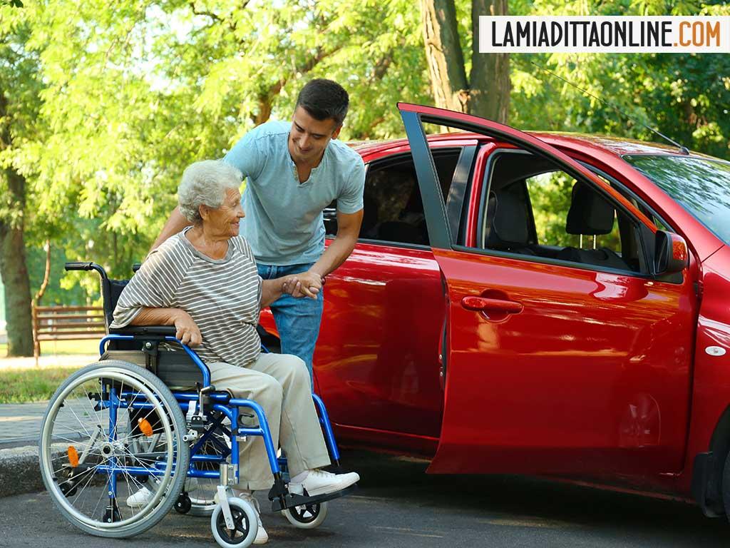 Sanitarianet.it noleggio e vendita ausili per disabili