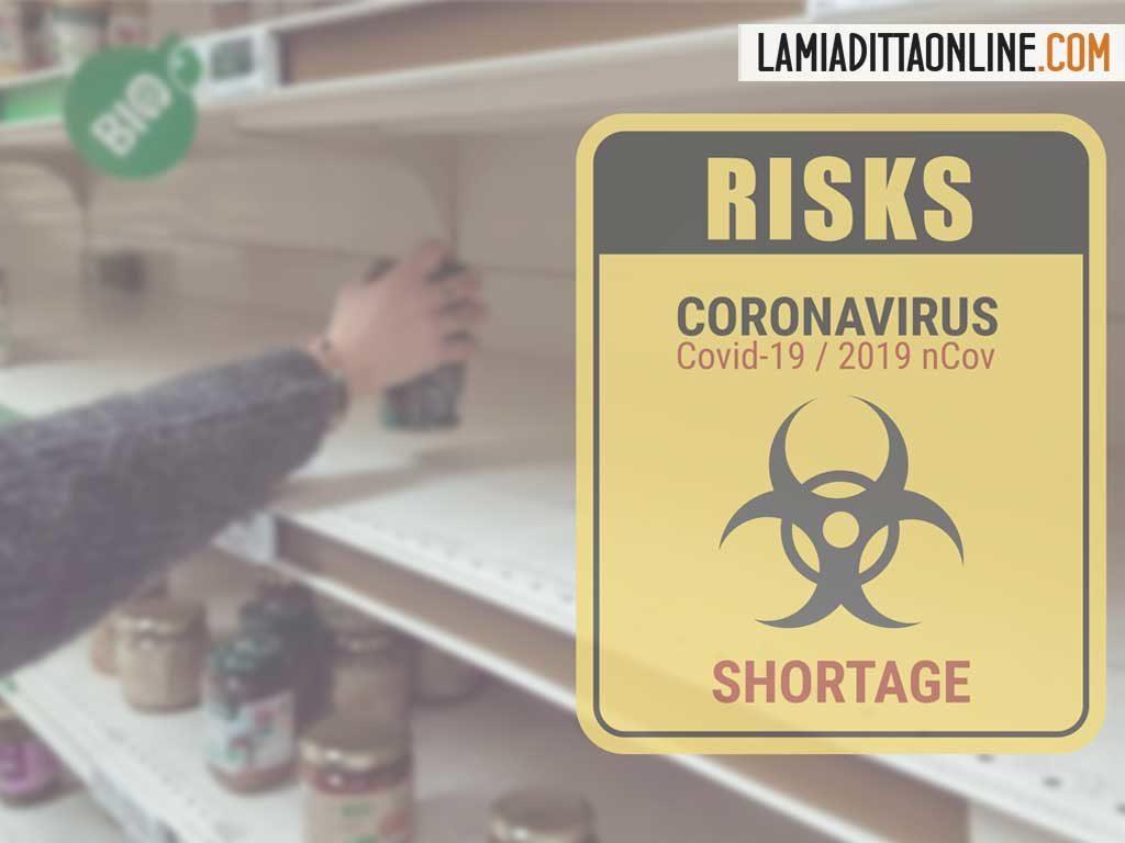 Coronavirus: boom di vendite ecommerce +81% e difficoltà del settore