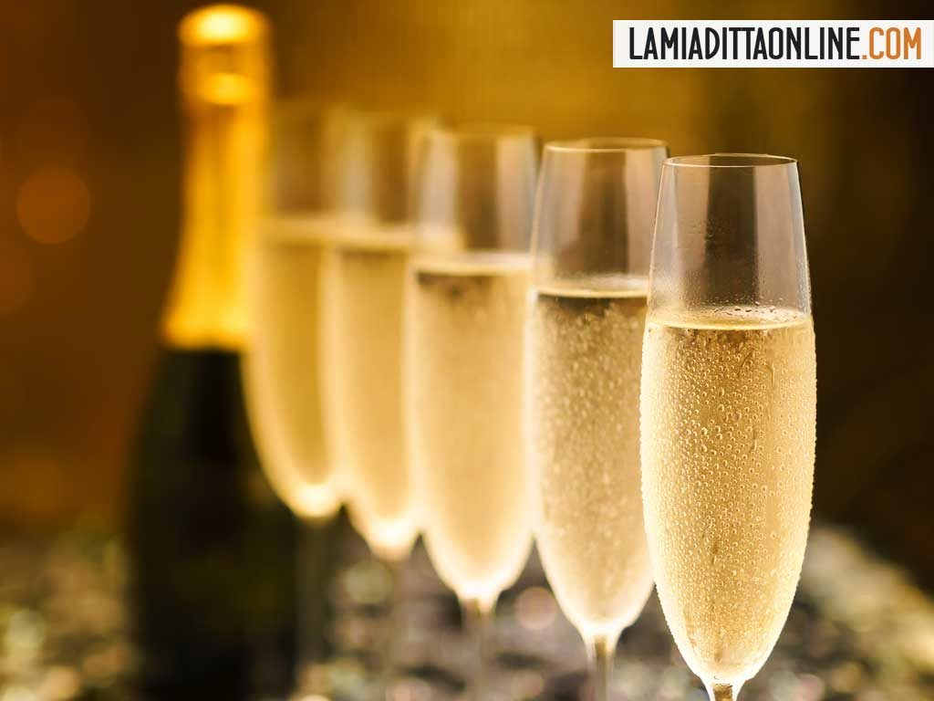 Differenze tra Champagne, Prosecco e Spumante