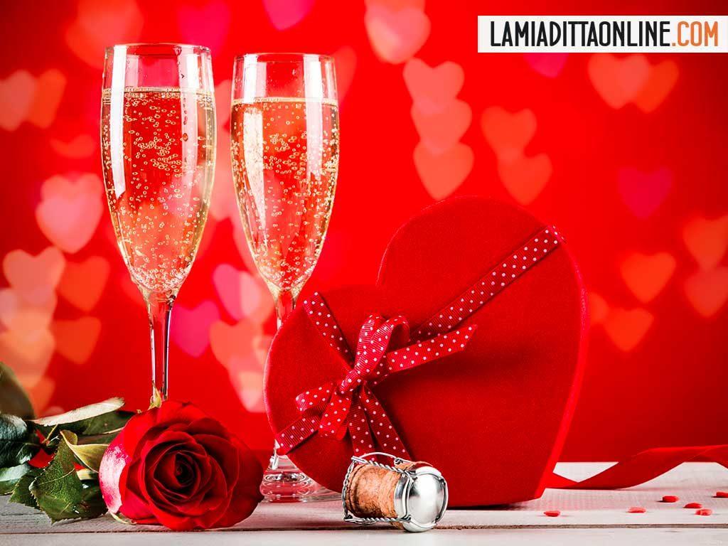 Confezioni regalo per bottiglie di champagne